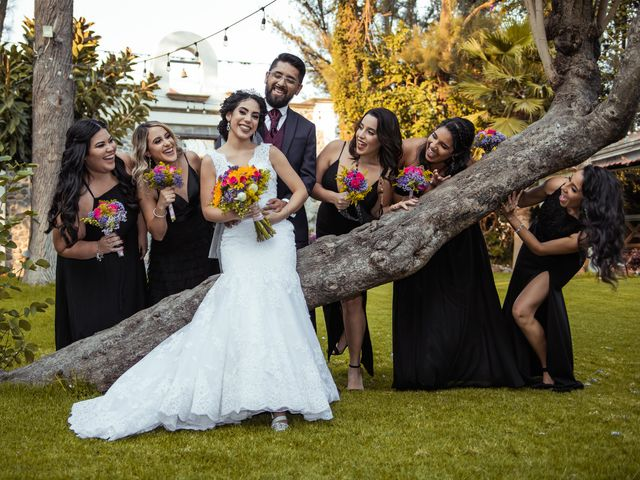 La boda de Marco y Lich en Atlixco, Puebla 20