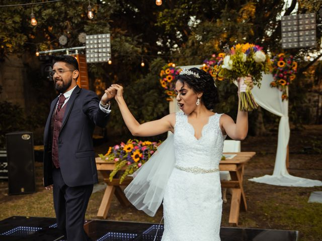 La boda de Marco y Lich en Atlixco, Puebla 21
