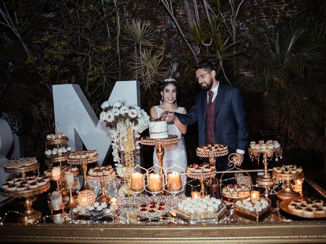 La boda de Marco y Lich en Atlixco, Puebla 22