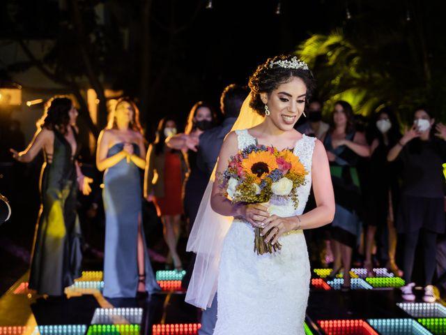 La boda de Marco y Lich en Atlixco, Puebla 24