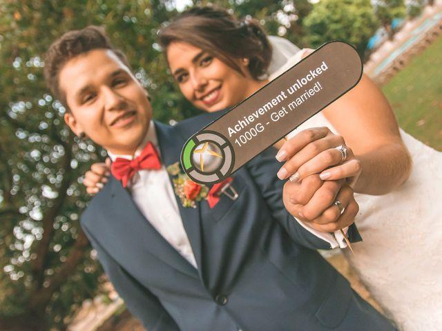 La boda de Victoria y Isaí