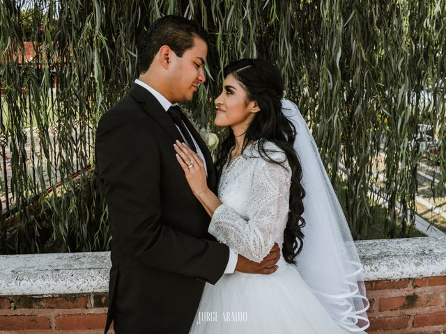 La boda de Aldo  y Nancy