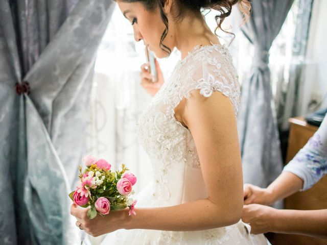 La boda de Martin y Mara en Tepotzotlán, Estado México 3