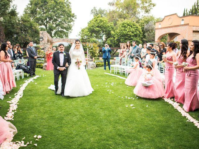 La boda de Martin y Mara en Tepotzotlán, Estado México 12