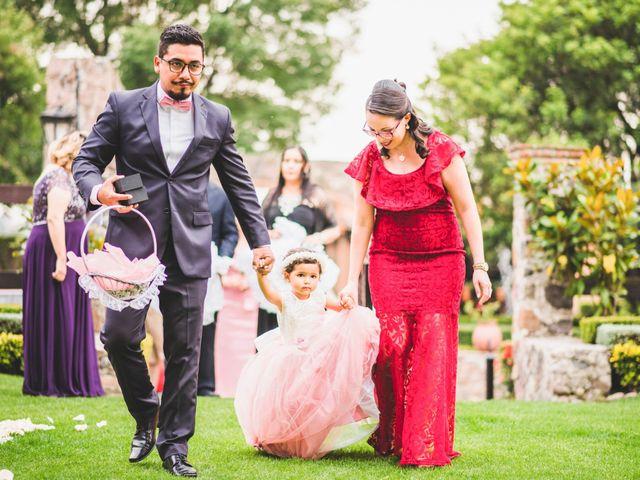 La boda de Martin y Mara en Tepotzotlán, Estado México 14