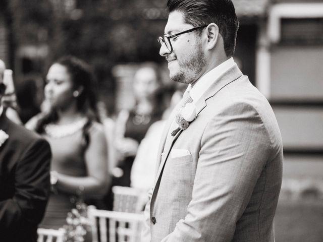 La boda de Martin y Mara en Tepotzotlán, Estado México 15