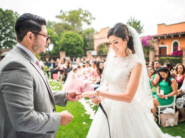 La boda de Martin y Mara en Tepotzotlán, Estado México 19