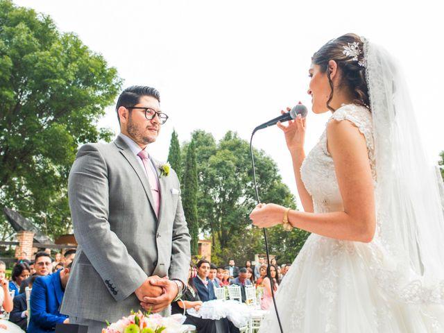 La boda de Martin y Mara en Tepotzotlán, Estado México 20