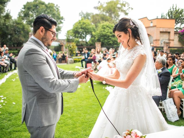 La boda de Martin y Mara en Tepotzotlán, Estado México 21