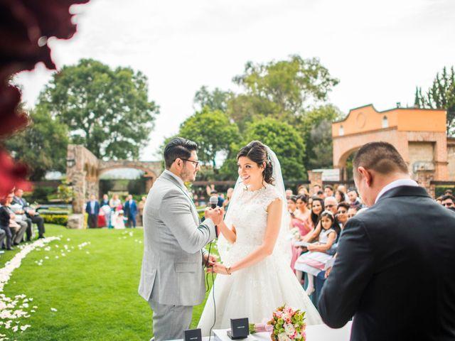 La boda de Martin y Mara en Tepotzotlán, Estado México 22