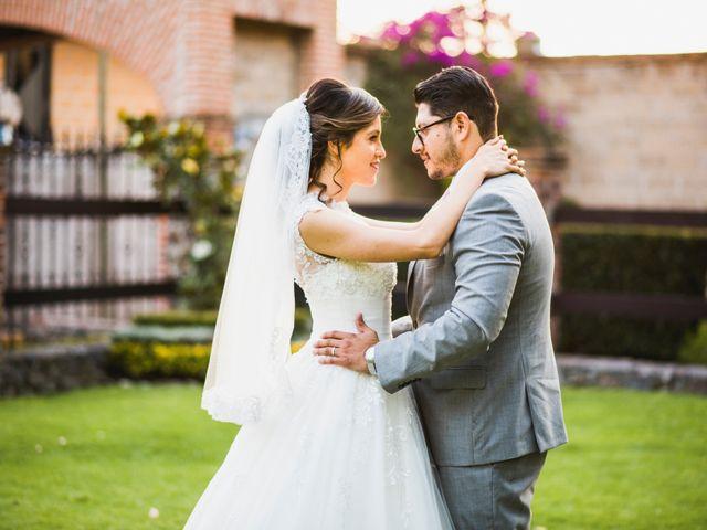 La boda de Martin y Mara en Tepotzotlán, Estado México 27