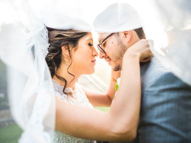 La boda de Martin y Mara en Tepotzotlán, Estado México 28