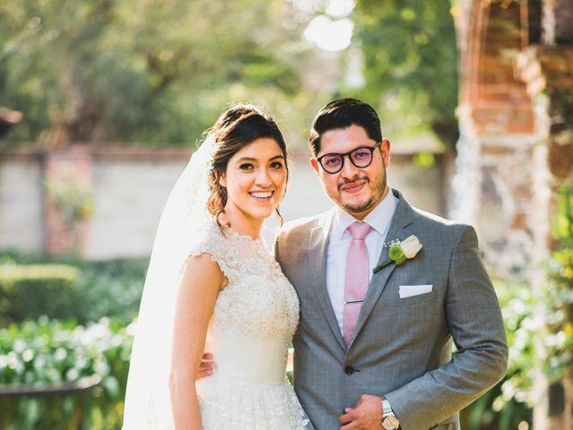 La boda de Martin y Mara en Tepotzotlán, Estado México 29