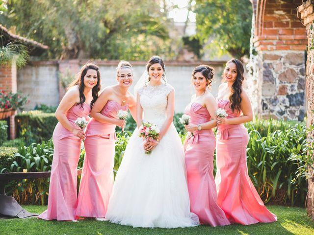 La boda de Martin y Mara en Tepotzotlán, Estado México 31