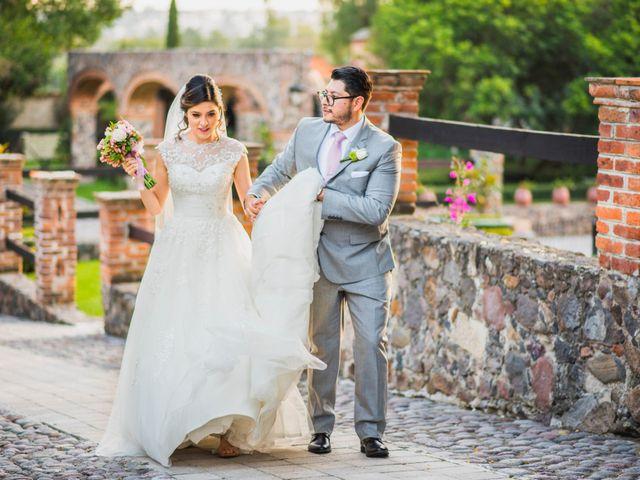 La boda de Martin y Mara en Tepotzotlán, Estado México 33