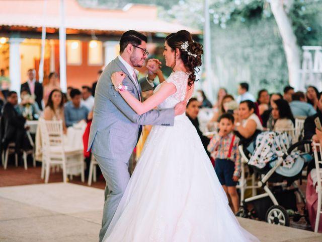 La boda de Martin y Mara en Tepotzotlán, Estado México 35