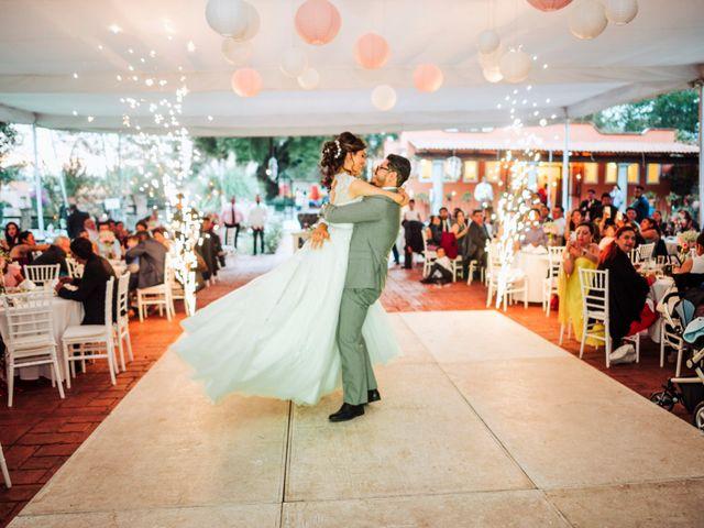 La boda de Martin y Mara en Tepotzotlán, Estado México 36