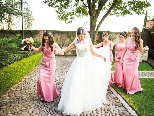La boda de Martin y Mara en Tepotzotlán, Estado México 37