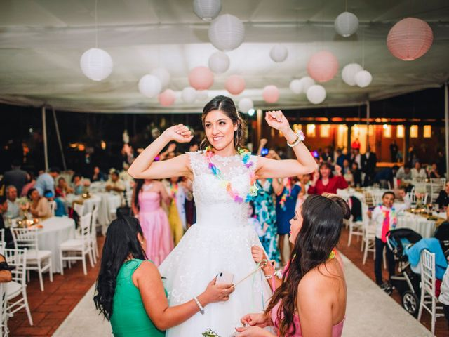 La boda de Martin y Mara en Tepotzotlán, Estado México 38