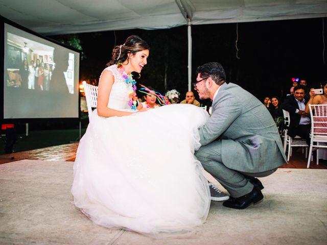 La boda de Martin y Mara en Tepotzotlán, Estado México 40