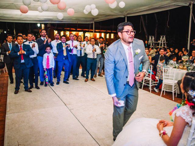 La boda de Martin y Mara en Tepotzotlán, Estado México 41