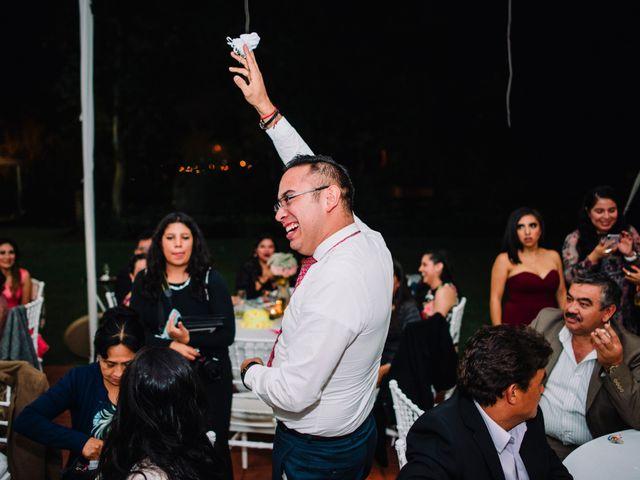La boda de Martin y Mara en Tepotzotlán, Estado México 42