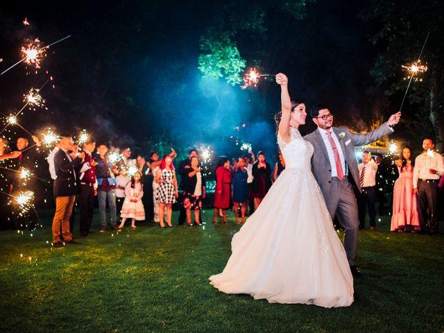 La boda de Martin y Mara en Tepotzotlán, Estado México 44