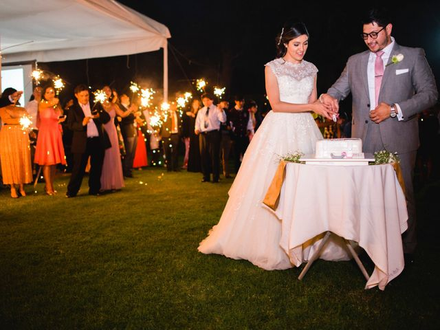 La boda de Martin y Mara en Tepotzotlán, Estado México 45