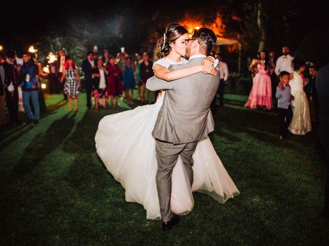 La boda de Martin y Mara en Tepotzotlán, Estado México 46