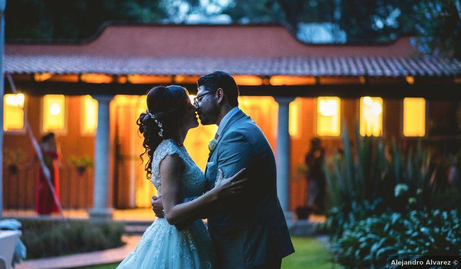 La boda de Martin y Mara en Tepotzotlán, Estado México