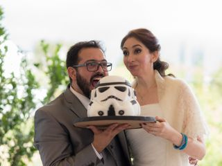 La boda de Annelie y Yamil