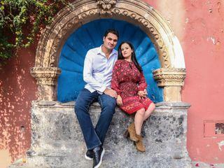 La boda de Adriana y Mauricio 2