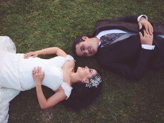 La boda de Adriana y Mauricio