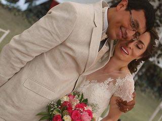 La boda de Jael y Francisco 1