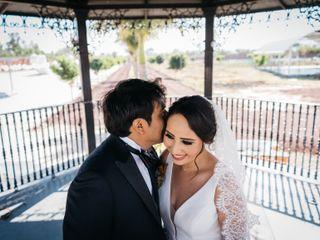 La boda de Joel y Brenda