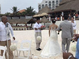 La boda de Azalia  y Adolfo  3