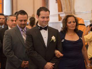La boda de Aleyda y Mauricio 1