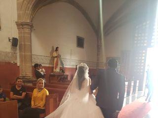 La boda de Citlalli  y Rogelio  1