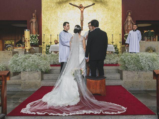 La boda de Ilse y Raúl