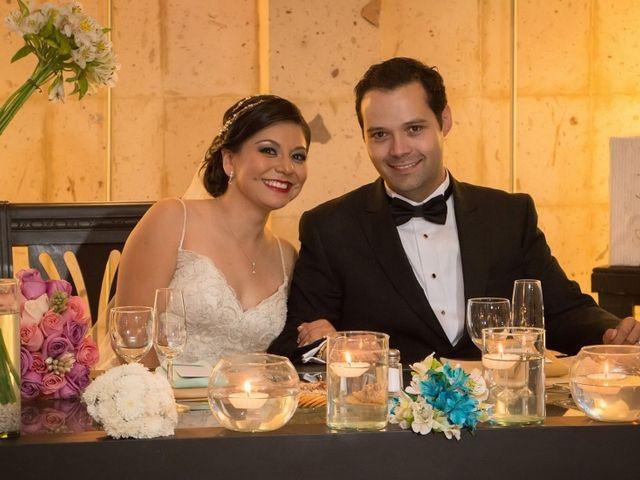 La boda de Aleyda y Mauricio