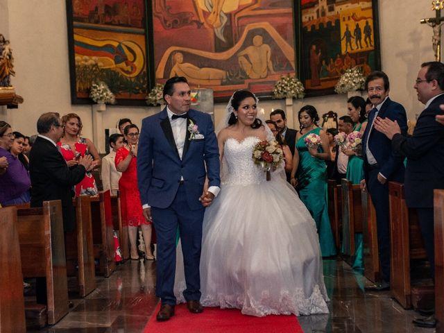 La boda de Citlalli  y Rogelio