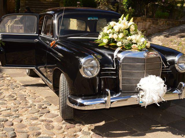 La boda de Lluís y Ayla en Huasca de Ocampo, Hidalgo 2