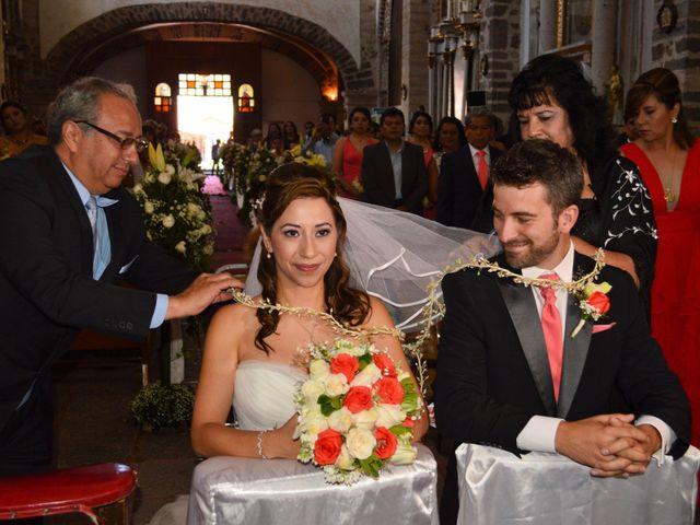 La boda de Lluís y Ayla en Huasca de Ocampo, Hidalgo 6