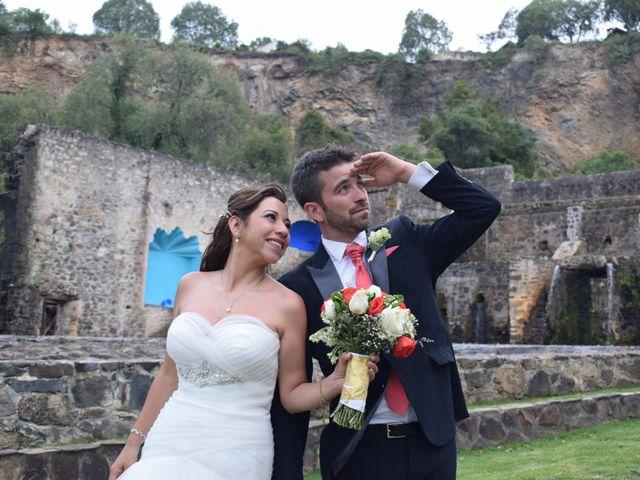 La boda de Lluís y Ayla en Huasca de Ocampo, Hidalgo 8