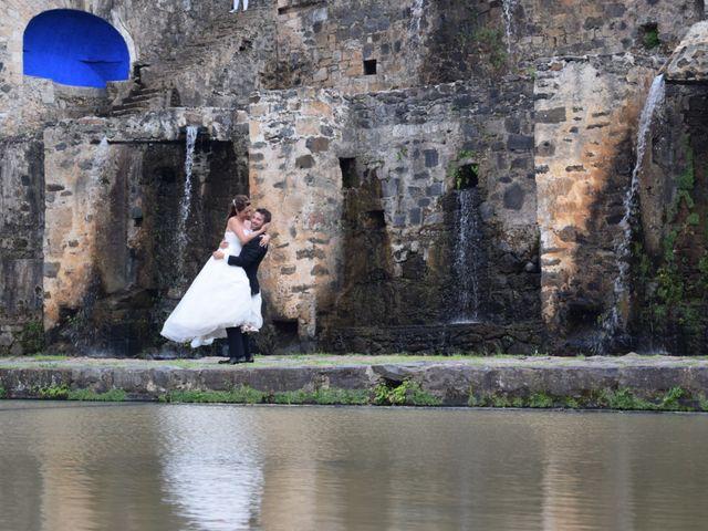 La boda de Lluís y Ayla en Huasca de Ocampo, Hidalgo 11