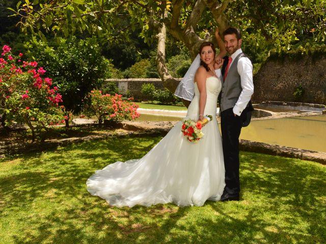 La boda de Lluís y Ayla en Huasca de Ocampo, Hidalgo 20