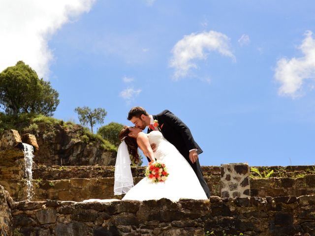 La boda de Lluís y Ayla en Huasca de Ocampo, Hidalgo 22