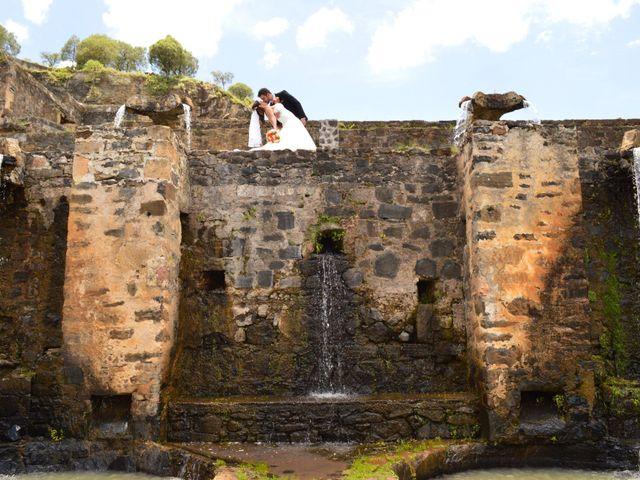 La boda de Lluís y Ayla en Huasca de Ocampo, Hidalgo 23