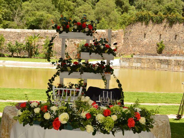 La boda de Lluís y Ayla en Huasca de Ocampo, Hidalgo 24