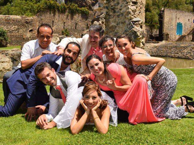 La boda de Lluís y Ayla en Huasca de Ocampo, Hidalgo 25